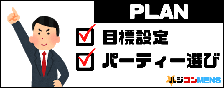 PLAN/申し込みしてみよう