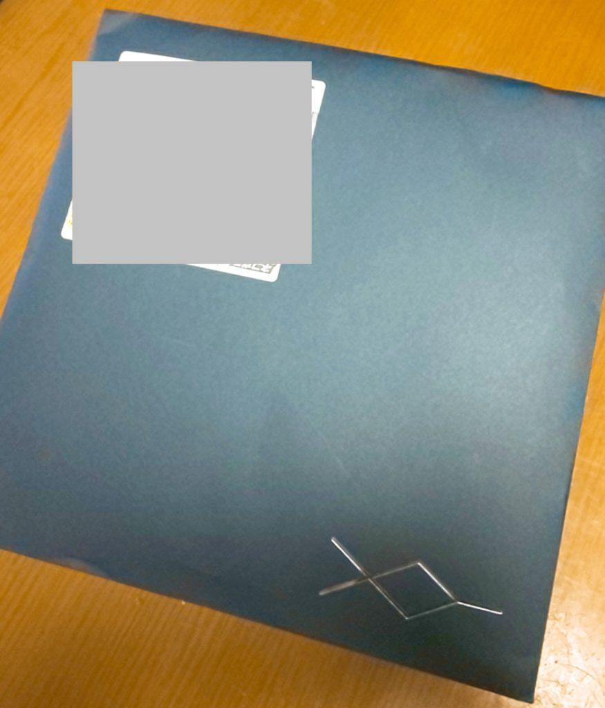 婚活EQ診断の分析結果は黒い封筒で届く