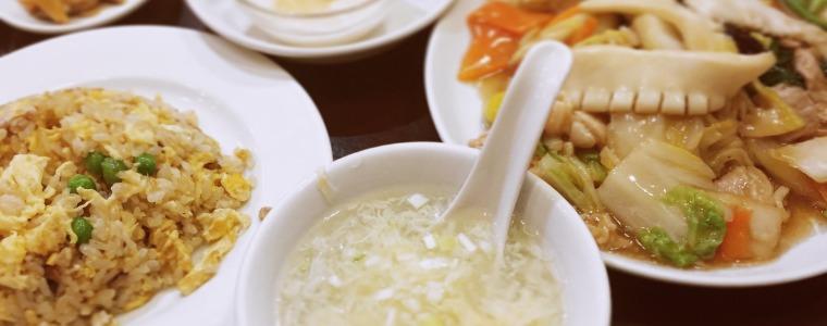 難波のデートにオススメな中華料理のお店