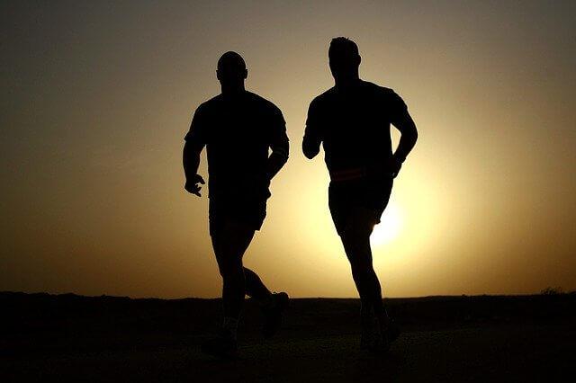 有酸素運動で体脂肪を落とす