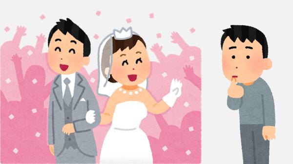 友達の結婚式に参加した時に後悔する