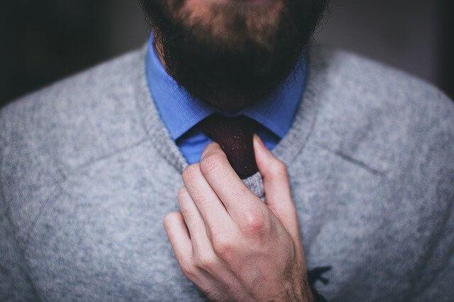 髭が濃い人は本当にモテない?
